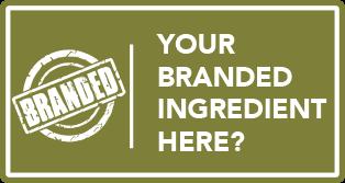 branded ingredient